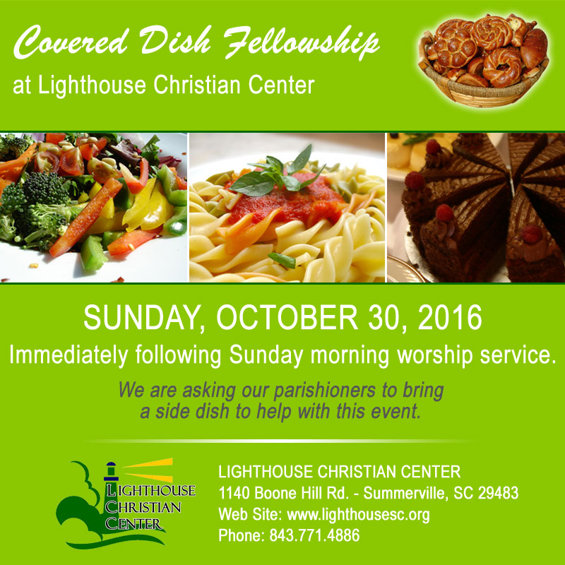 Covered Dish Fellowship