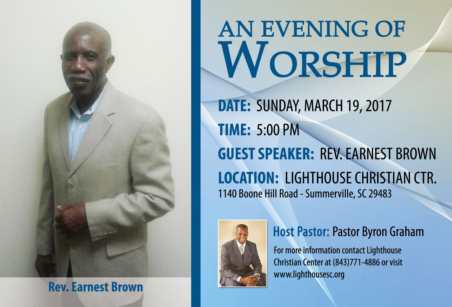 An Evening of Worship