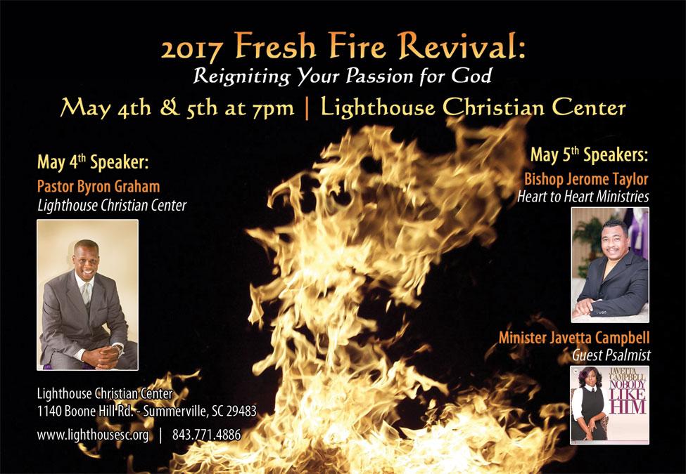 2017 Fresh Fire Revival