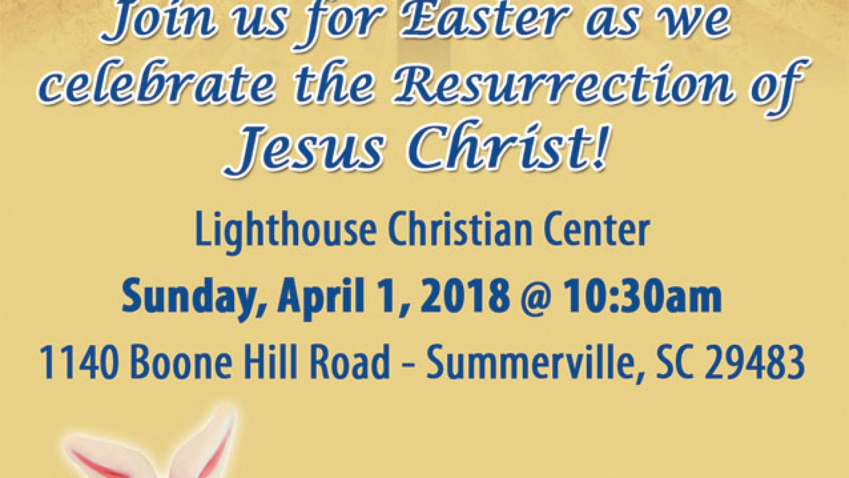 Easter Sunday Morning Worship Service