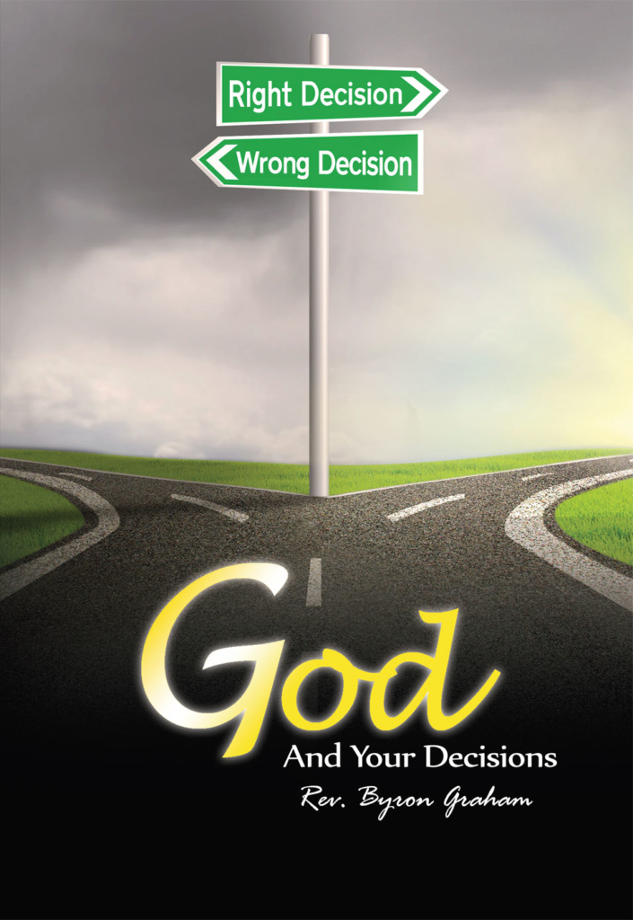 God and Your Decisions book cover