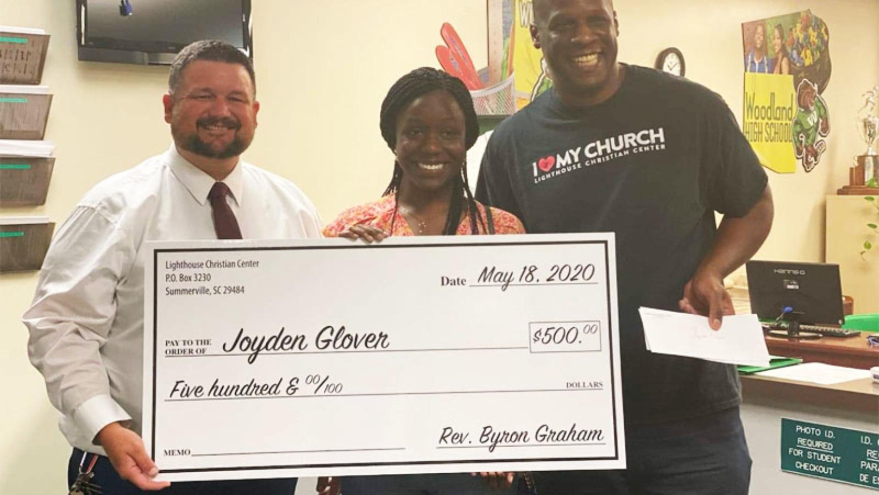Lighthouse Christian Center Awards Scholarship